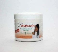 Mama Africa L'Abidjanaise Natural Whitening Cream Jar 450ml