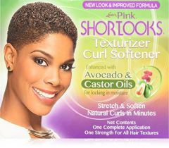 Luster's Pink Shortlooks Texturizer Curl Softener 1 App