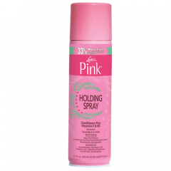 Luster's Pink Holding Spray