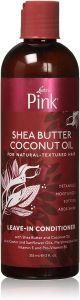 Luster's Pink Shea Butter Coconut Oil Leave in Conditioner