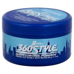 Luster's S-Curl 360 Style Wave Control Pomade 3OZ