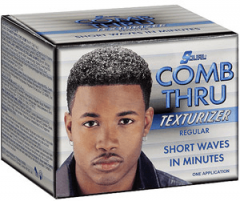 Luster's S Curl Regular Strength Texturizer Kit One Application