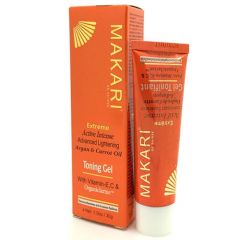 Makari Extreme Advanced Lightening Argan & Carrot Oil Toning Gel 30g