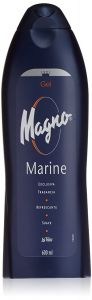 Magno Exclusive Fragrance Shower Gel Marine Blue 550 ml