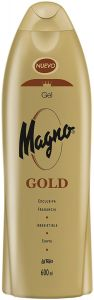Magno Exclusive Fragrance Shower Gel 550 ml Gold