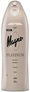 Magno Platinum Shower Gel 550 ml