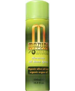 Mazuri Olive Oil Sheen Spray 500ML