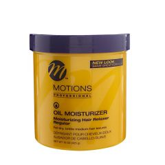 Motions Oil Moist Relaxer Jar 15oz Regular