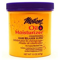 Motions Oil Moisturizer Conditioning Hair Relaxer Super 15oz