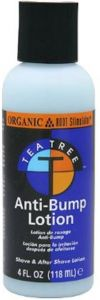 ORS Tea Tree Anti-Bump & After Shave Lotion 4oz