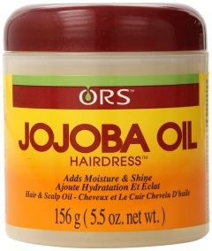 ORS Jojoba Oil Hairdress For Hair & Scalp 5.5oz