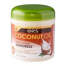 ORS Coconut Oil Hairdress For Hair & Scalp 5.5oz