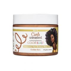 ORS Curls Unleashed Moisturizing Beeswax Color Blast Golden Bars 6oz