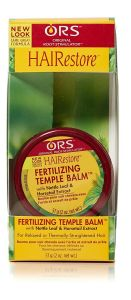 ORS Fertilizing Temple Balm | Herbal Scalp Formula 2oz
