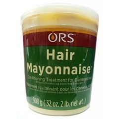ORS Hair Mayonnaise Damaged Hair Conditioning Treatment 32oz