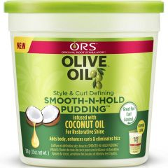 ORS Olive Oil Organic Root Stimulator Smooth-n-Hold Pudding 13oz