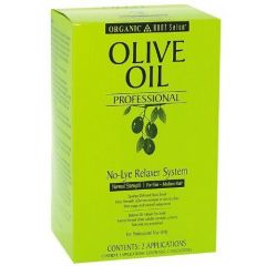 ORS Olive Oil Professional No Lye Relaxer System Kit 2 App Normal Strength