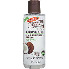 Palmer's Coconut Oil Formula with Vitamin E Hair Polisher Serum, 6.0 FL OZ