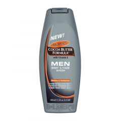 Palmers Cocoa Butter Formula Men's Body & Face Wash 400ml