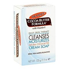Palmer's Cocoa Butter Formula Cleanses Cream Soap 3.5 oz