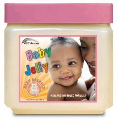 PCC Scented Petroleum Baby Jelly Pink 13 oz