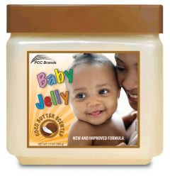 PCC Cocoa Butter Scented Petroleum Baby Jelly 13oz