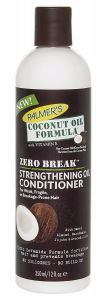 Palmer's Coconut Oil Formula Zero Break Strengthening Oil Conditioner 12oz