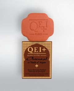 QEI+ Paris Oriental Argan Oil Exfoliating Purifying Soap 200g