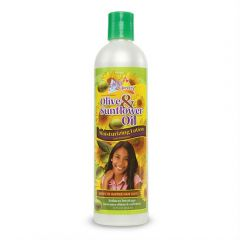 Sof n Free n Pretty Olive & Sunflower Oil Hair Moisturising Lotion 12oz