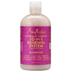Shea Moisture SuperFruit Complex 10-IN-1 Renewal System Shampoo 12oz