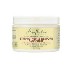 Shea moisture Jamaican Black Castor Oil Strengthen and Restore Smoothie 12oz