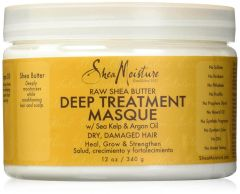 Shea Moisture Raw Shea Butter Deep Treatment Masque 12oz