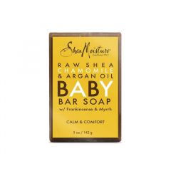 Shea Moisture Raw Shea chamomile and Argan oil Baby Bar Soap 5 oz
