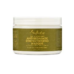 Shea Moisture Yucca and Plantain Anti-Breakage Strengthening  Masque 13OZ