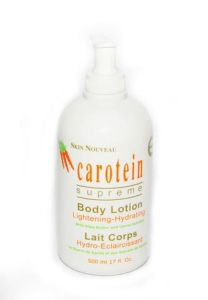 Skin Nouveau Carotein Lightening & Hydrating Body Lotion 500ml