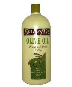 Sta Sof Fro olive Oil Hand and body Lotion 1liter
