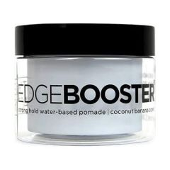 Style Factor Edge Booster Strong Hold Water-Based Pomade Coconut Banana Scent 3.38 oz
