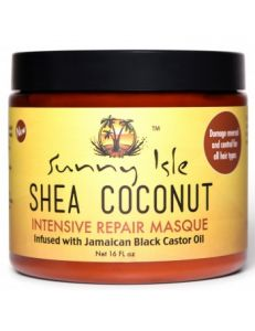 Sunny Isle Shea Coconut Intensive Repair Masque 16OZ
