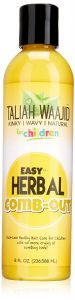 Taliah Waajid for Kids Easy Herbal Comb Out 8oz