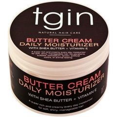 tgin Butter Cream Daily Moisturizer 12 OZ