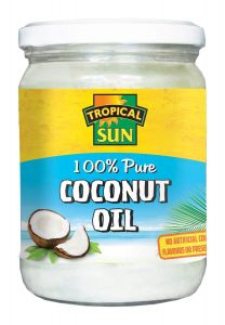 Tropical Sun 100% Pure Coconut Oil