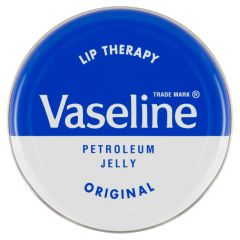 Vaseline Lip Therapy Petroleum Jelly Original Blue
