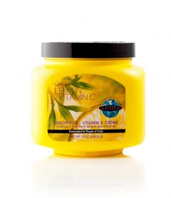 Clear Essence Lemon Plus Vitamin A Body Cream 19oz