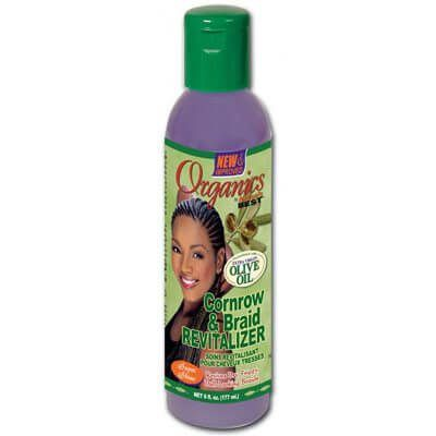Africas Best Organics Cornrow & Braid Revitalizer 6oz