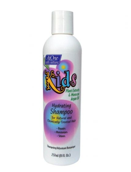 ATONE Kids Hydrating Shampoo For Chemically Treated Hair 8oz