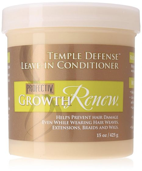 Profective Growth Renew Temple Defense Leave-In Conditioner 15oz