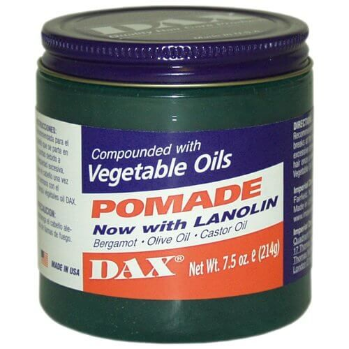 DAX Vegetable Oil & Lanolin Hair Pomade 7.5oz