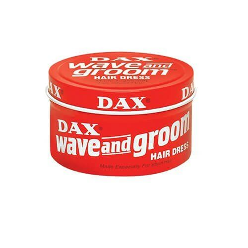 DAX Wave & Groom Hair Dress 3.5oz (Red)