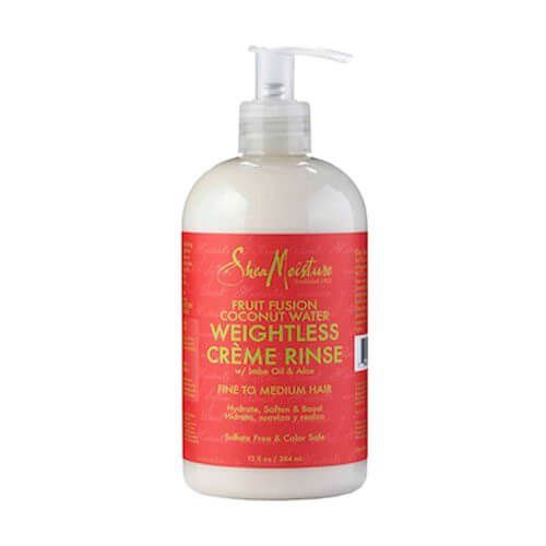 Shea Moisture Fruit Fusion Coconut Water Weightless Conditioner 13oz