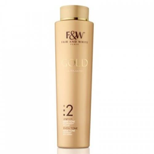 Fair and White Gold Ultimate 2 Even Tone Revitalizing Body Lotion 500ml